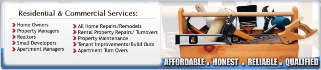 Beaverton one stop construction and handyman professional quality services